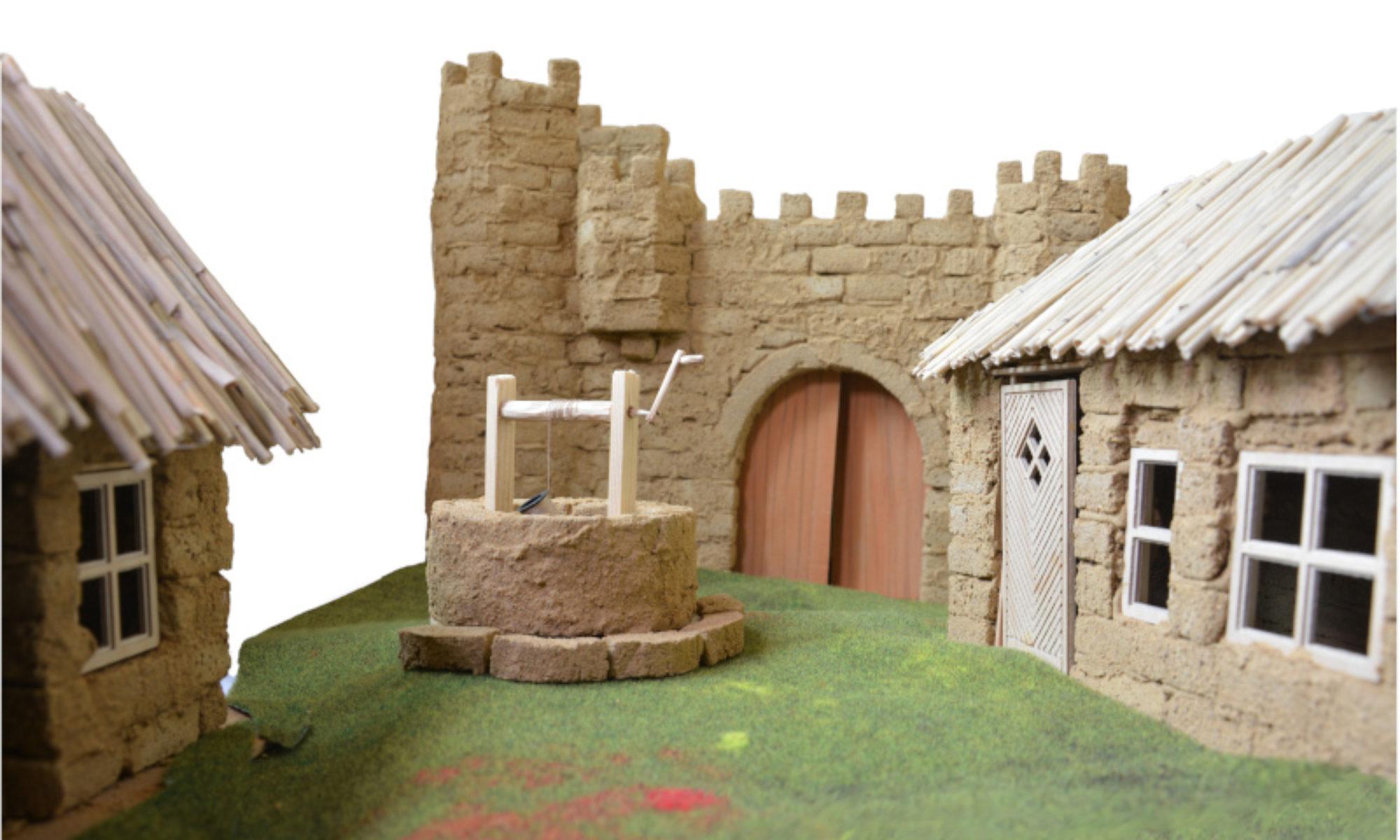 Lehmbau - Modellshop ist geschlossen